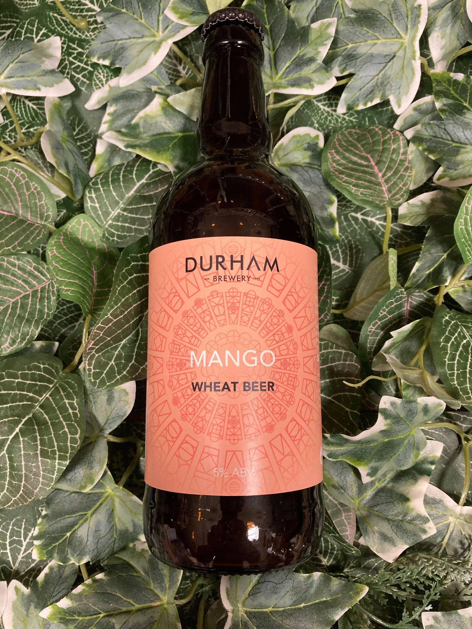 Durham - Mango Wheat 4.5%