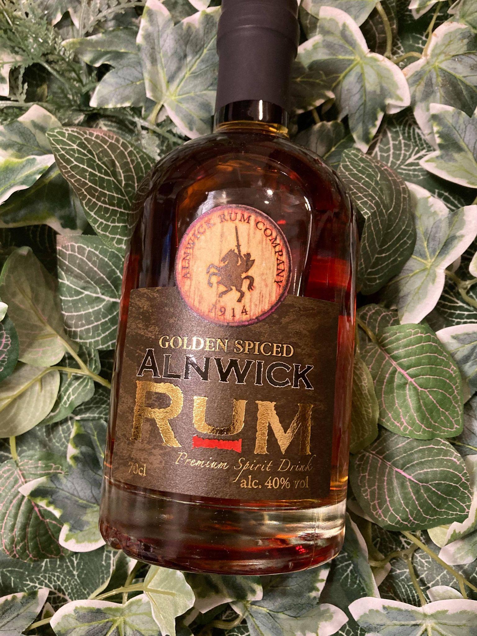Alnwick  Golden Spiced Rum