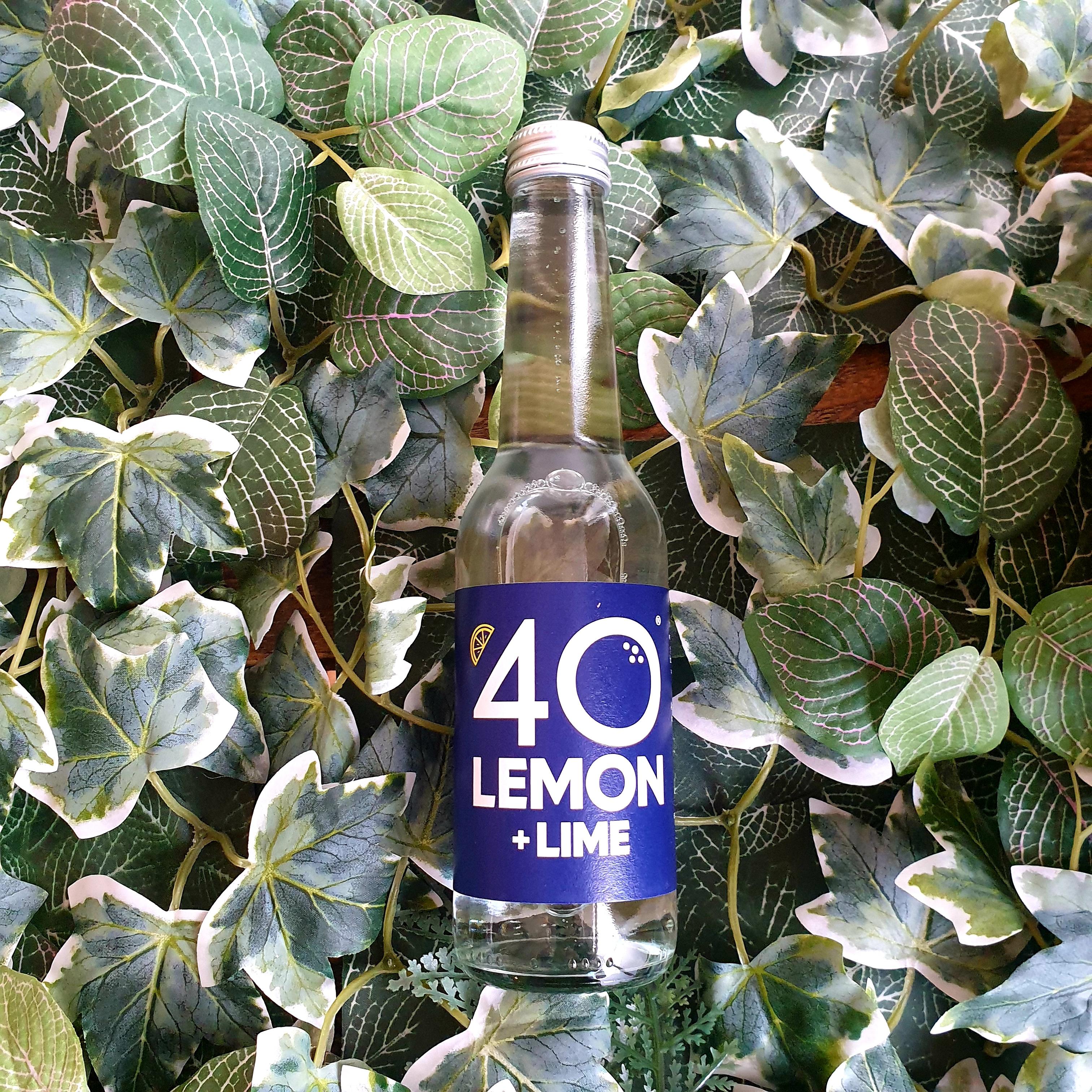 40 Lemon & Lime 275ml
