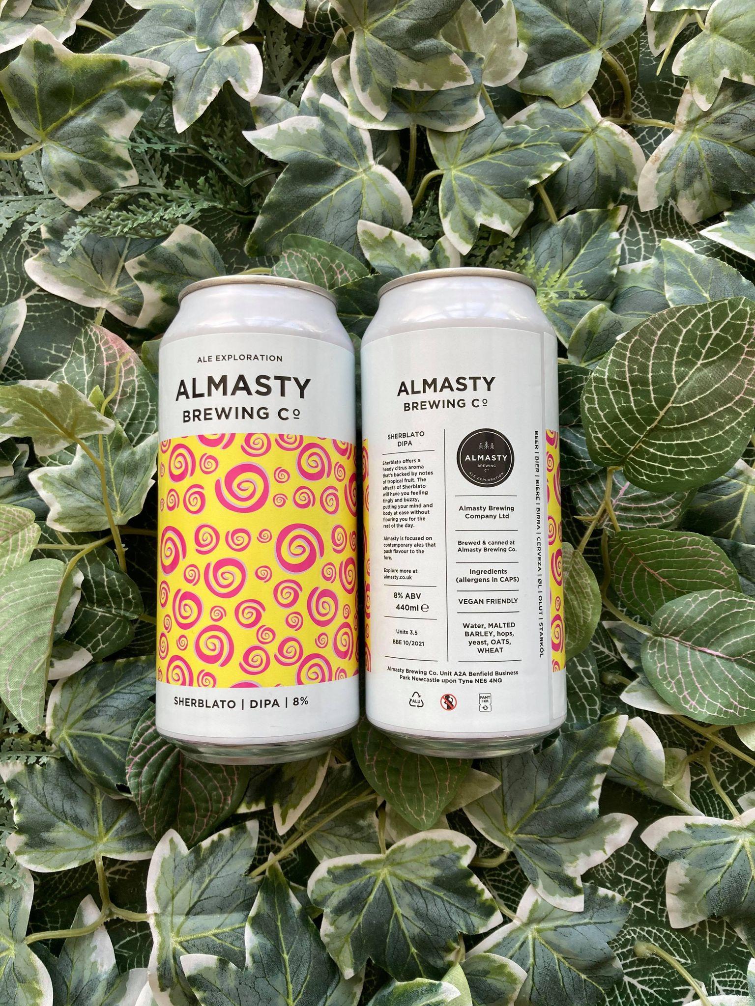 Almasty - Sherblato 8%