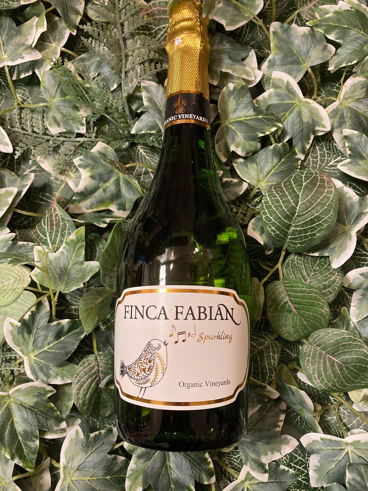 Finca Fabian Organic Sparkling