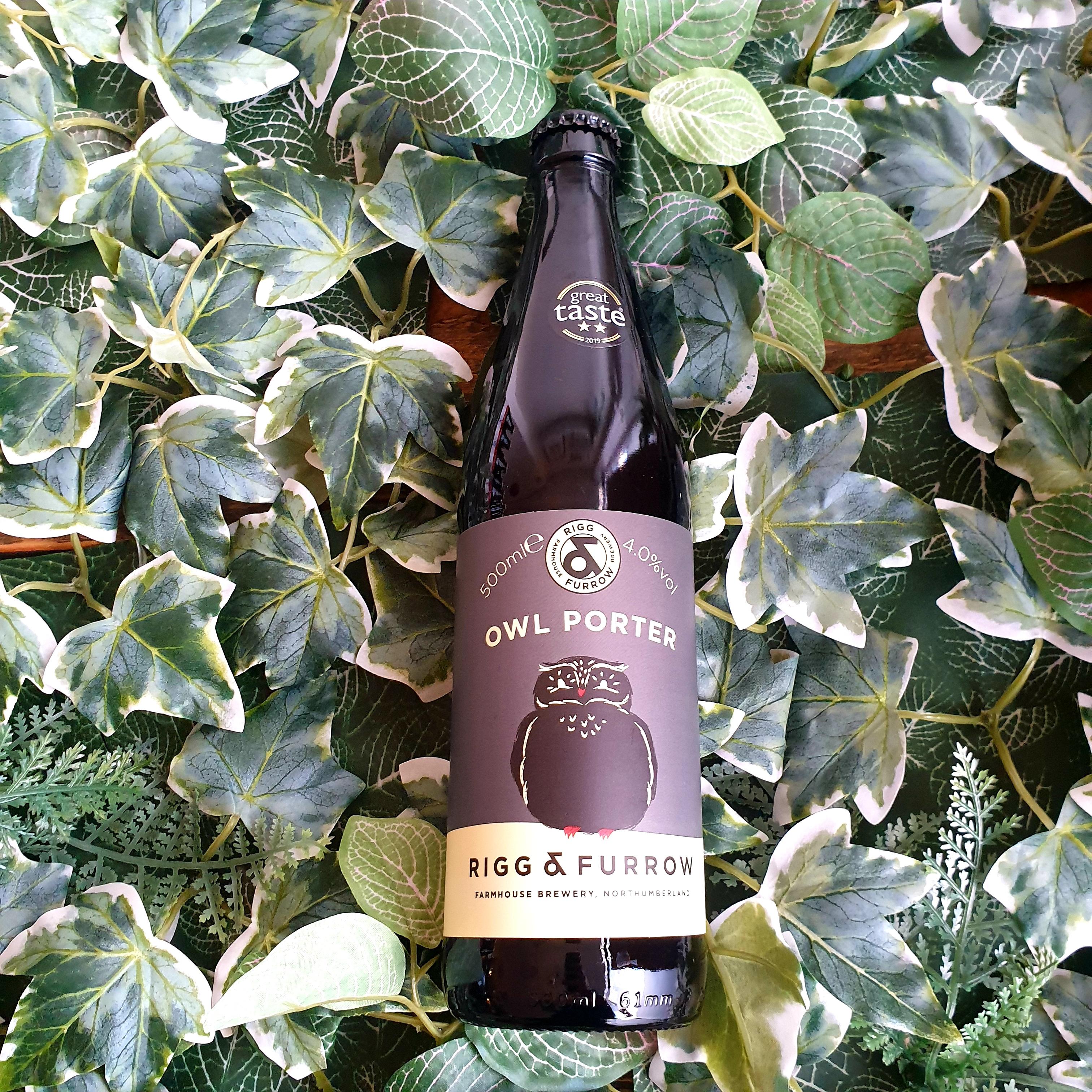 Rigg & Furrow - Owl Porter 4%