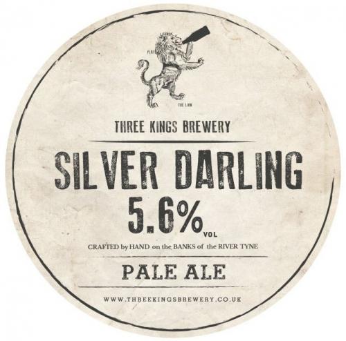 Three Kings - Silver Darling 5.6% 500ml