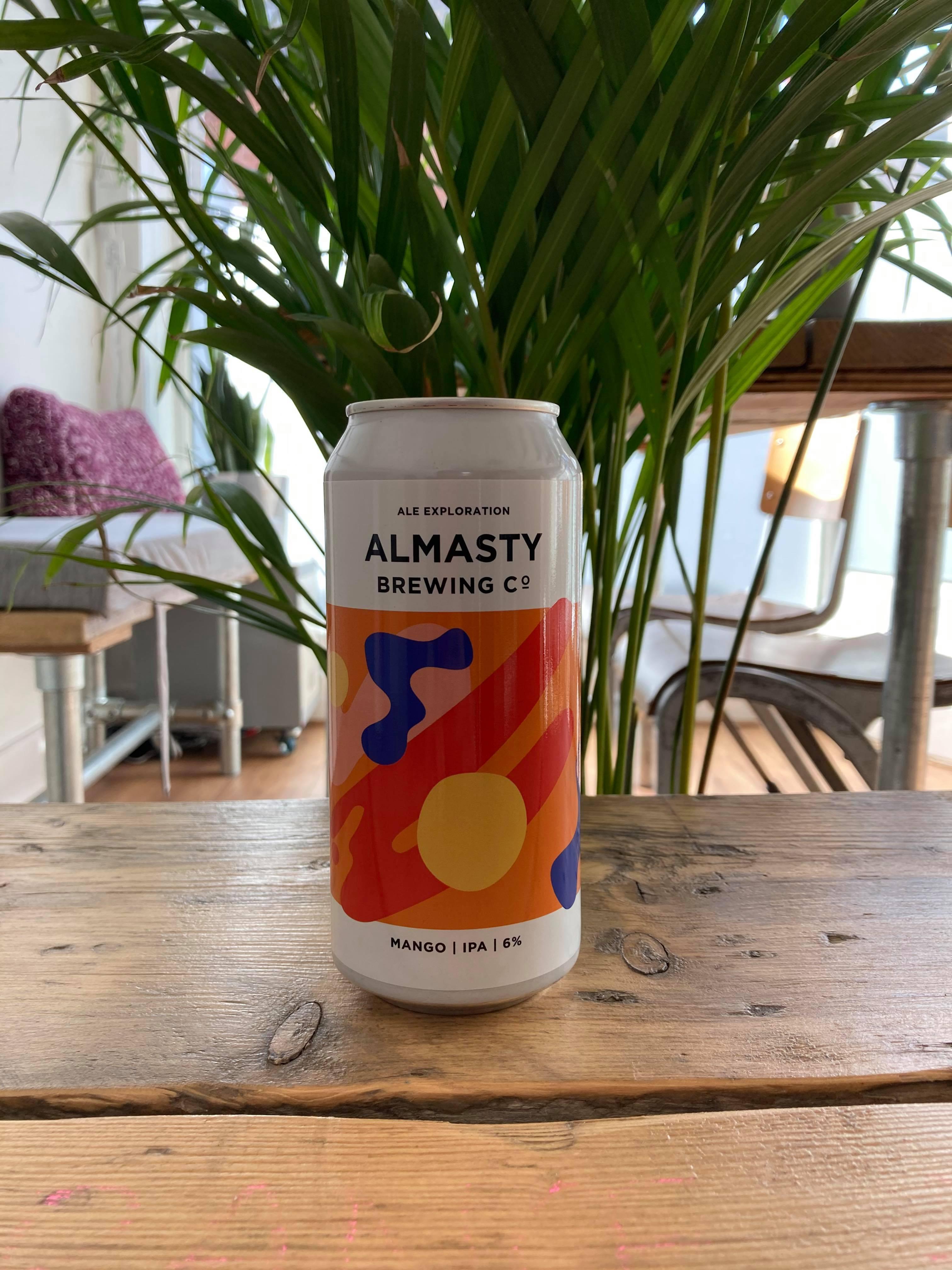 Almasty - Mango IPA 6%