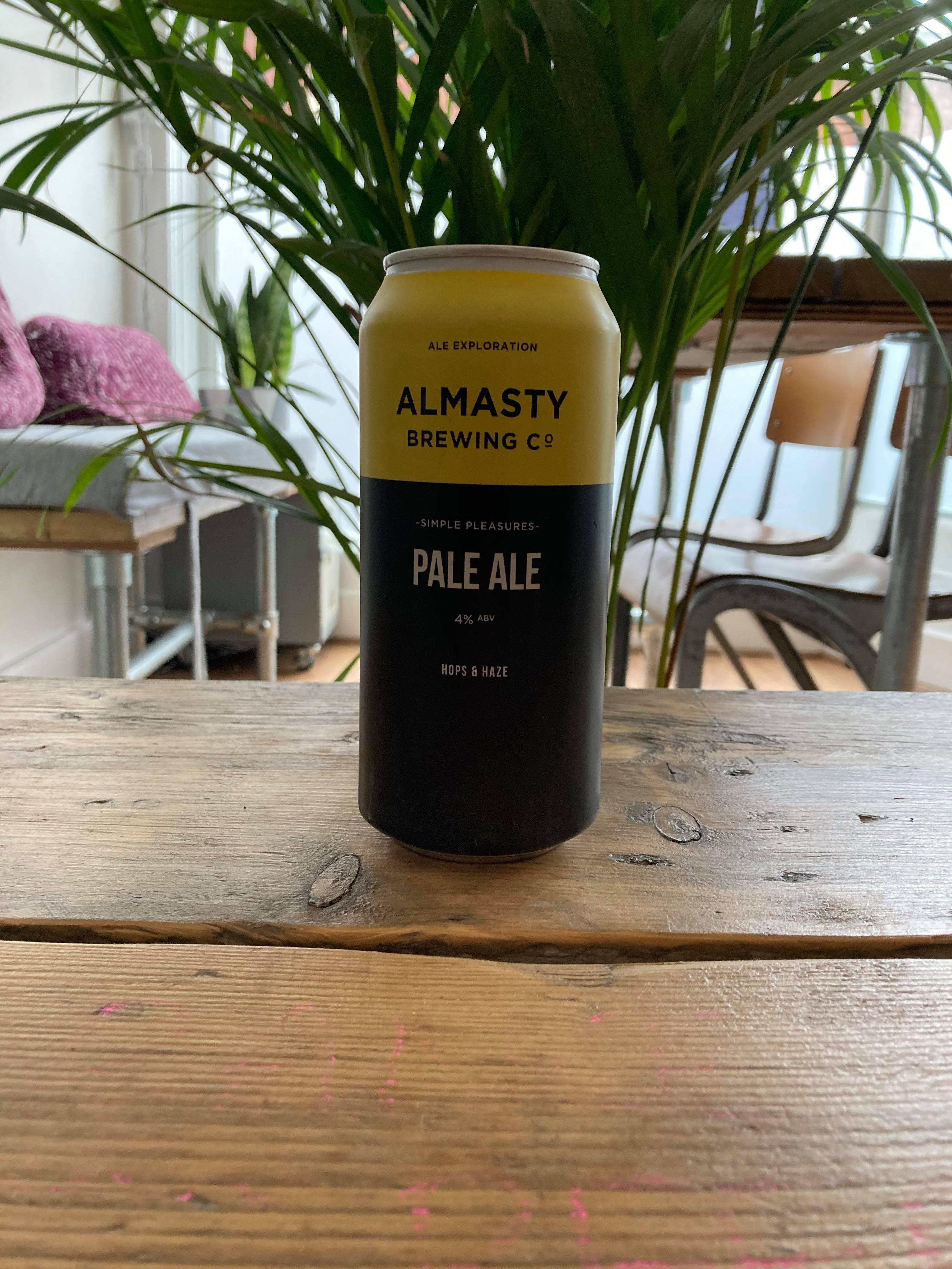 Almasty - Simple Pleasures 4%