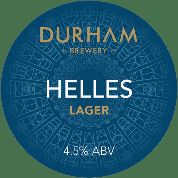 Durham Helles - 4.5% 500ml GF