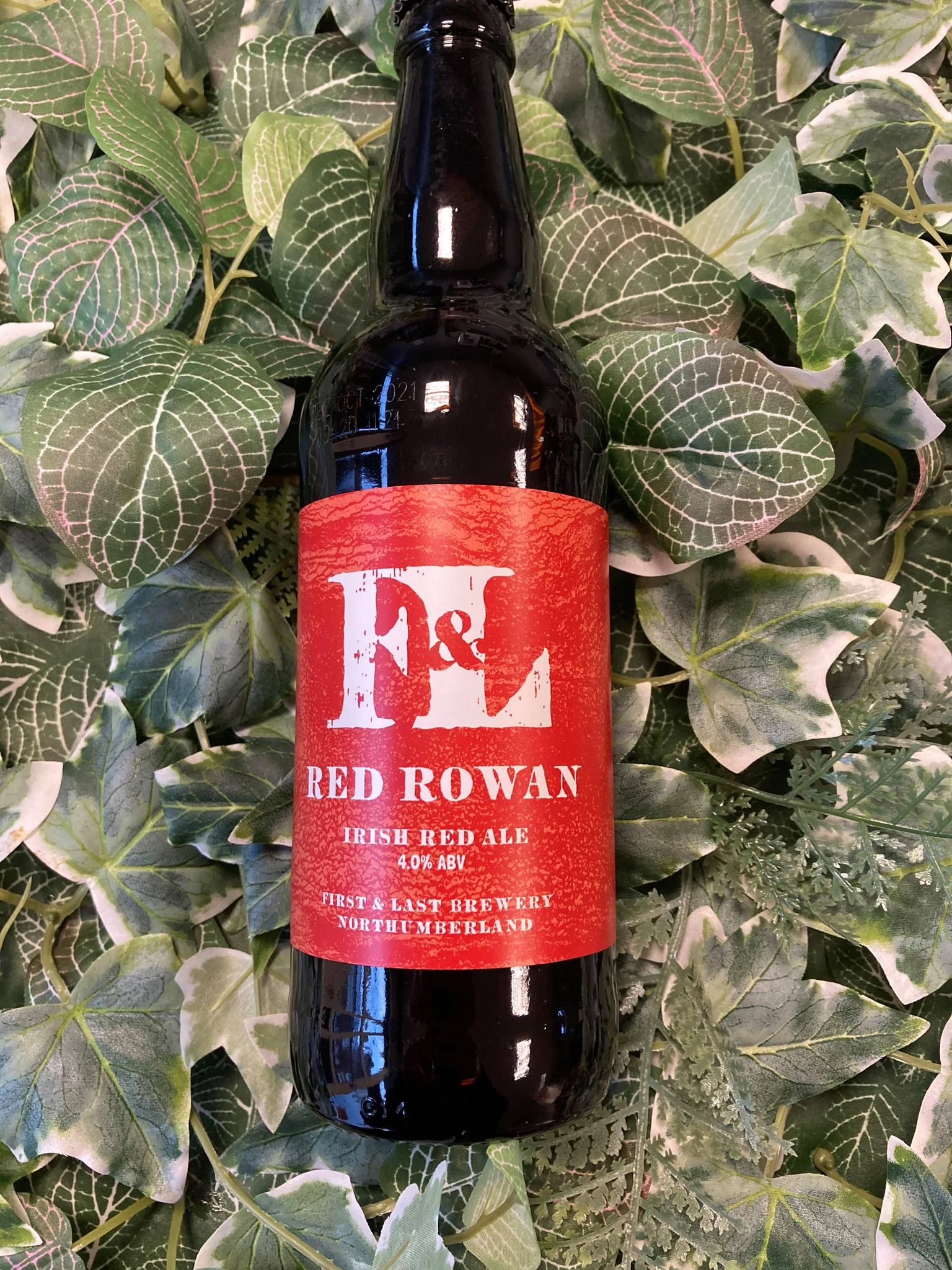 First & Last - Red Rowan 4%