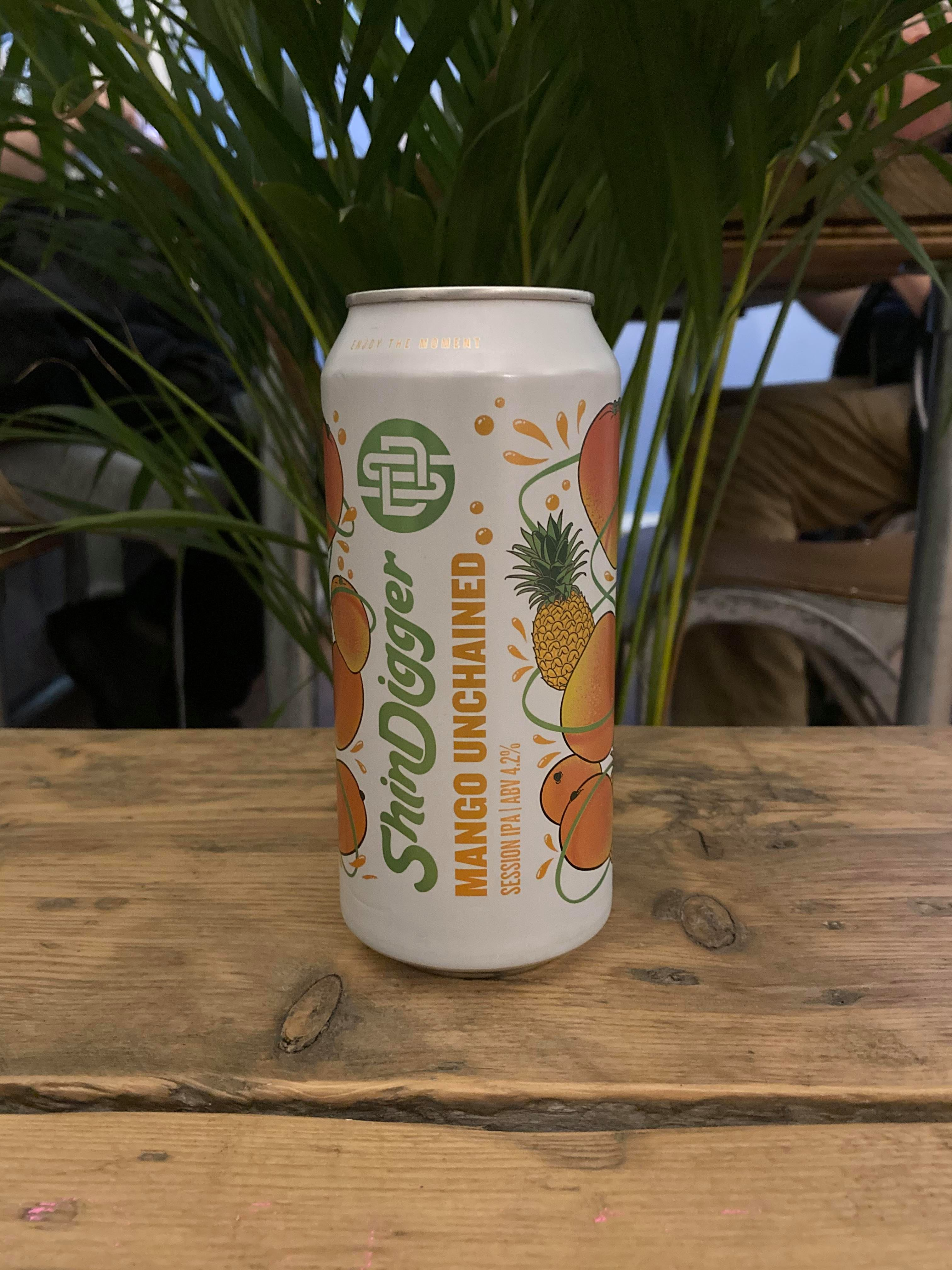 Shindigger - Mango Unchained 4.2%