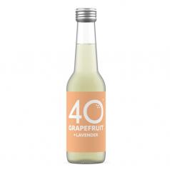 40 Grapefruit & Lavander 275ml