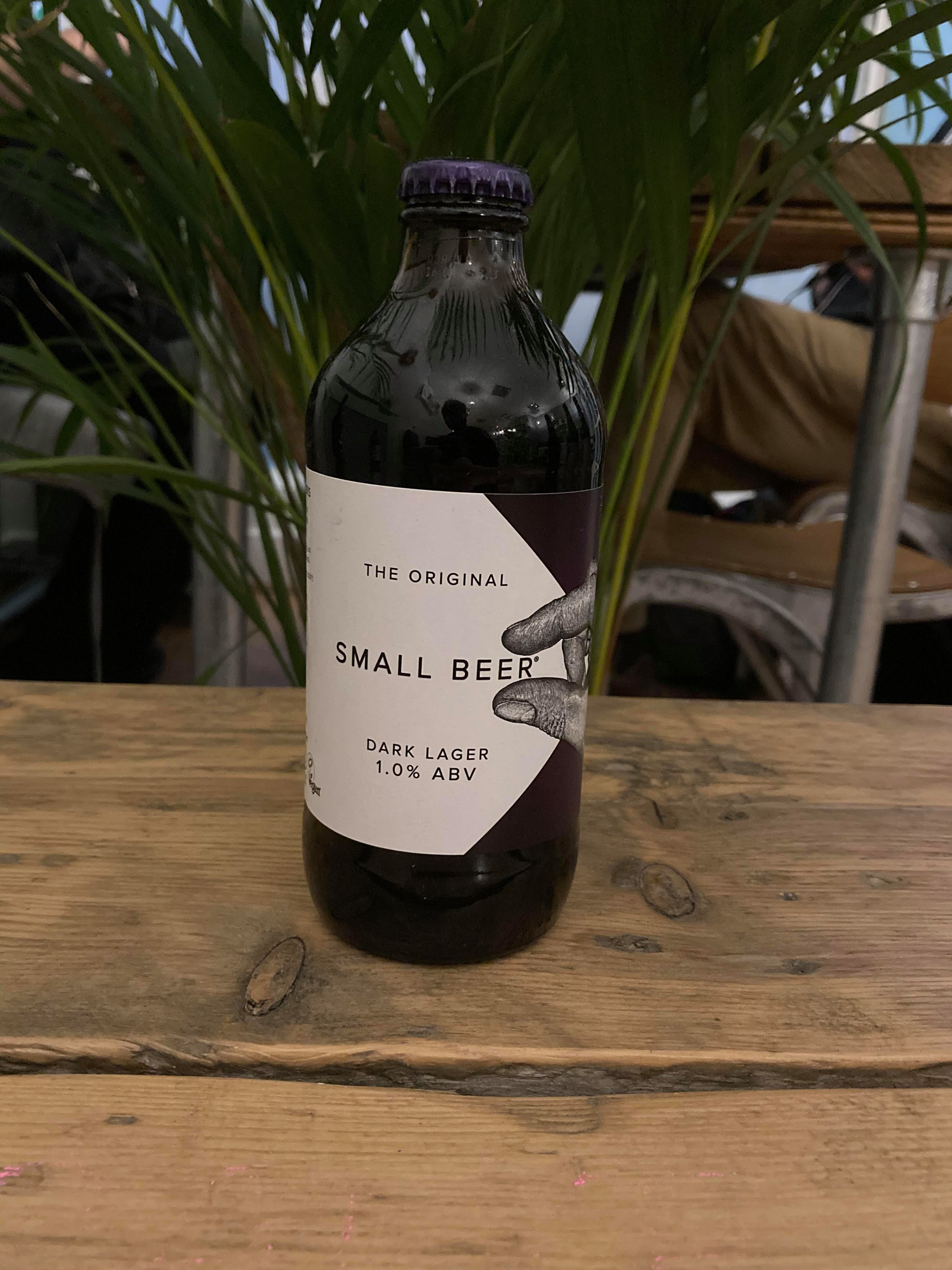 Small Beer - Dark Lager 1%