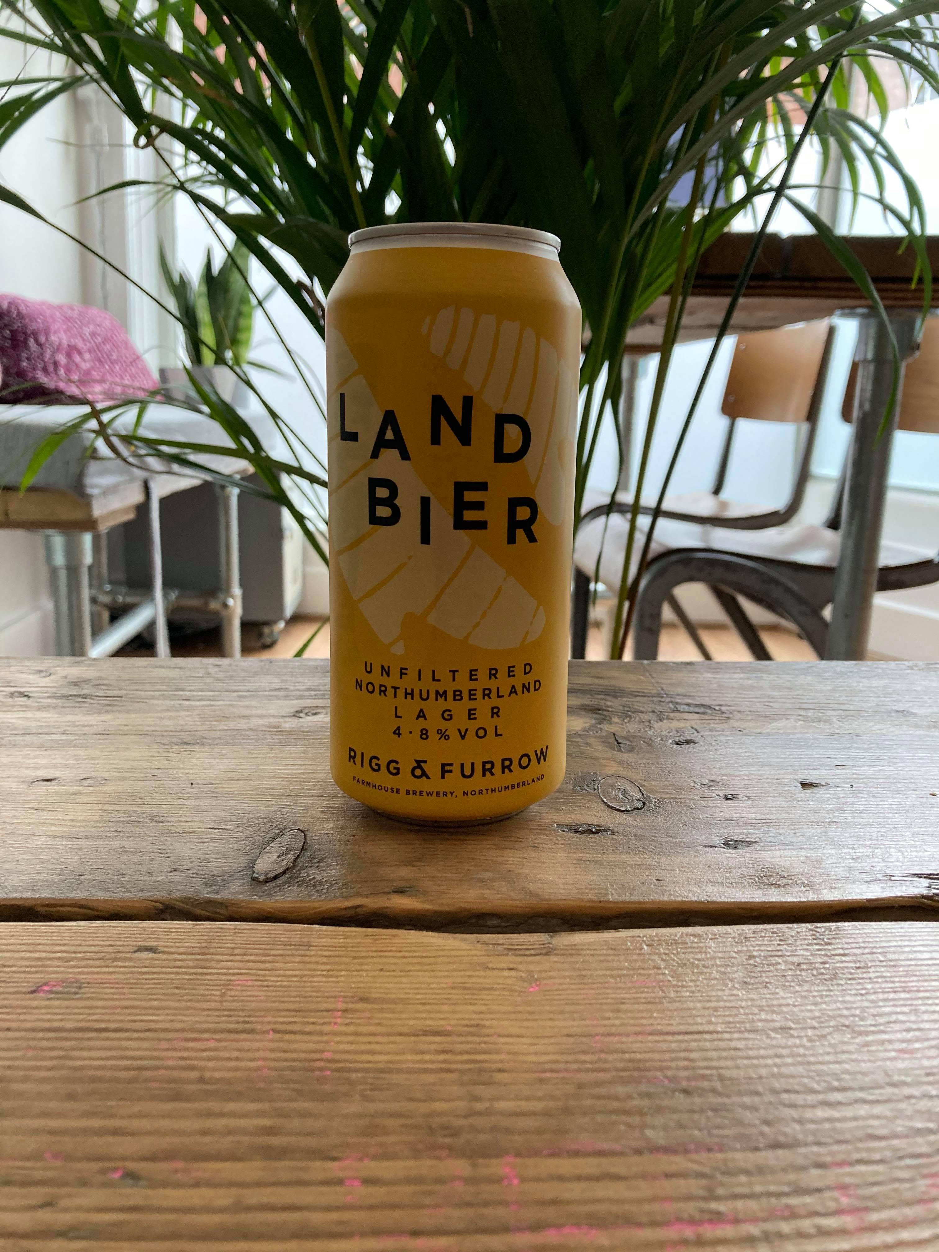 Rigg & Furrow - Land Bier 4.8%