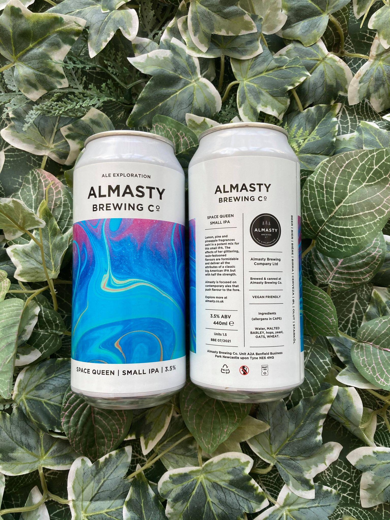 Almasty - Space Queen 3.5%