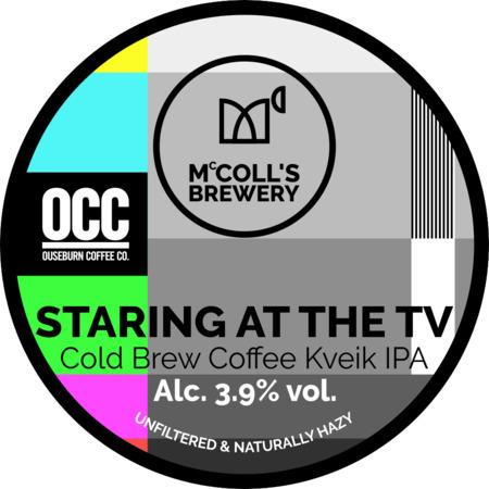 McColls - Staring At The TV 3.9% 500ml