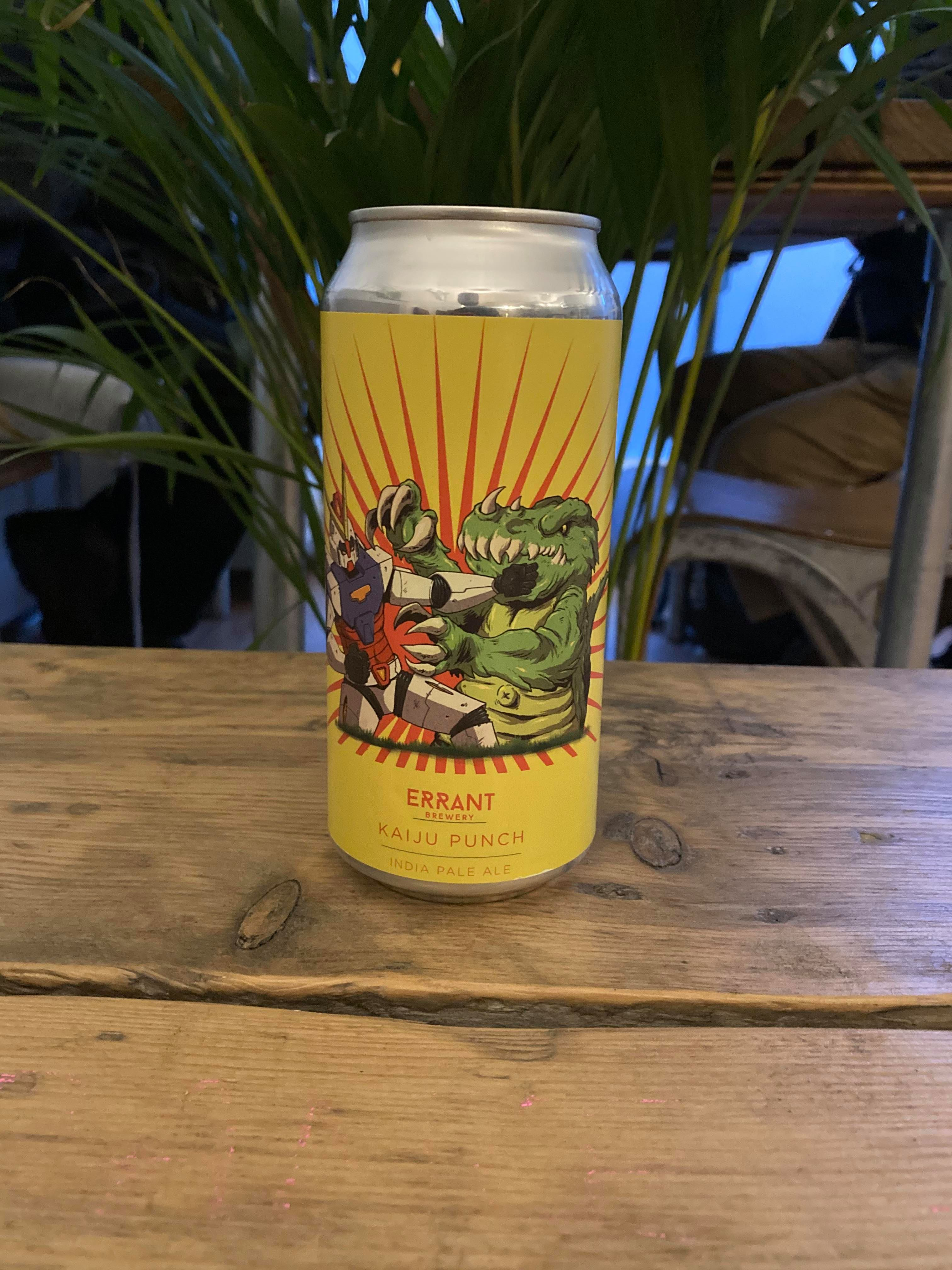 Errant - Kaiju Punch 5.7%