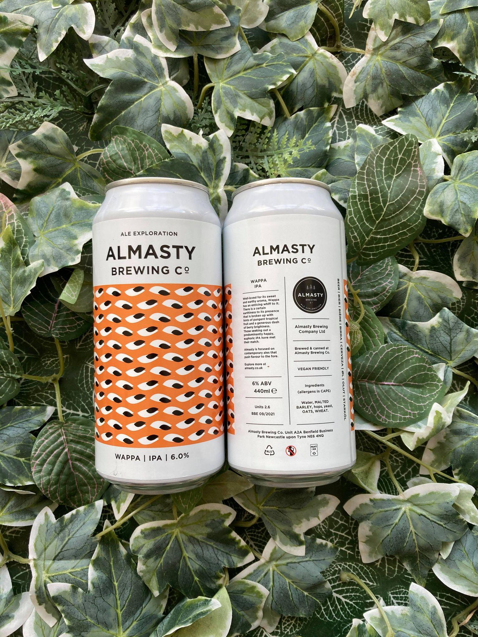Almasty - Wappa IPA