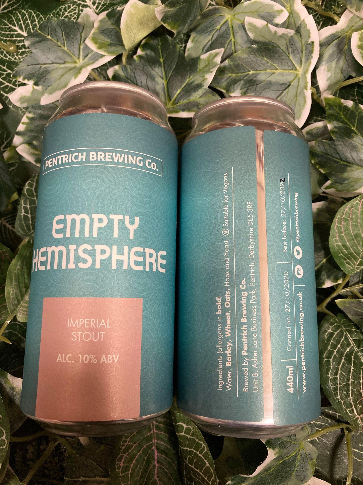 Pentrich - Empty Hemisphere 10%