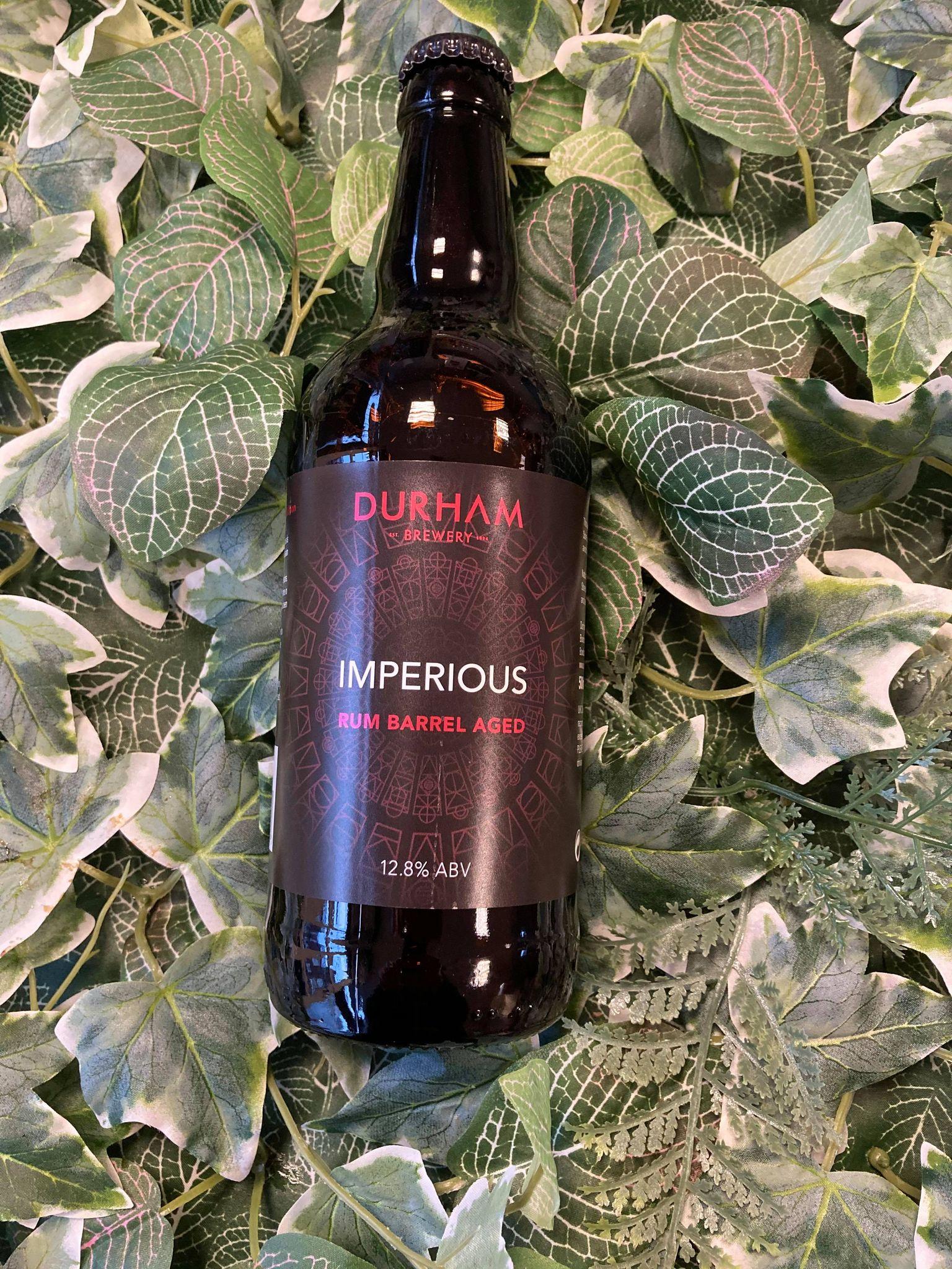 Durham - Imperious Rum Barrel 12.8%