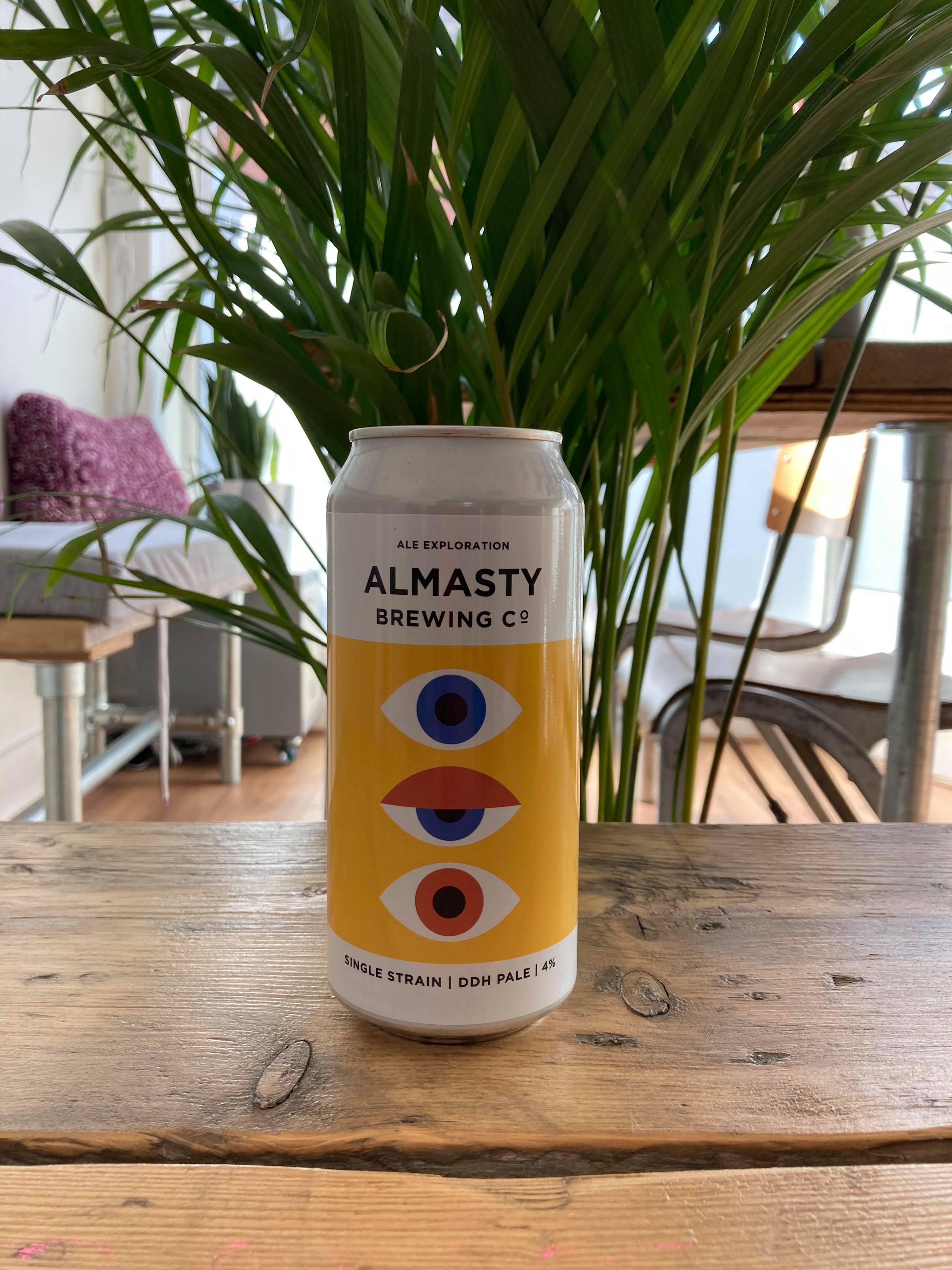 Almasty - Single Strain 4%