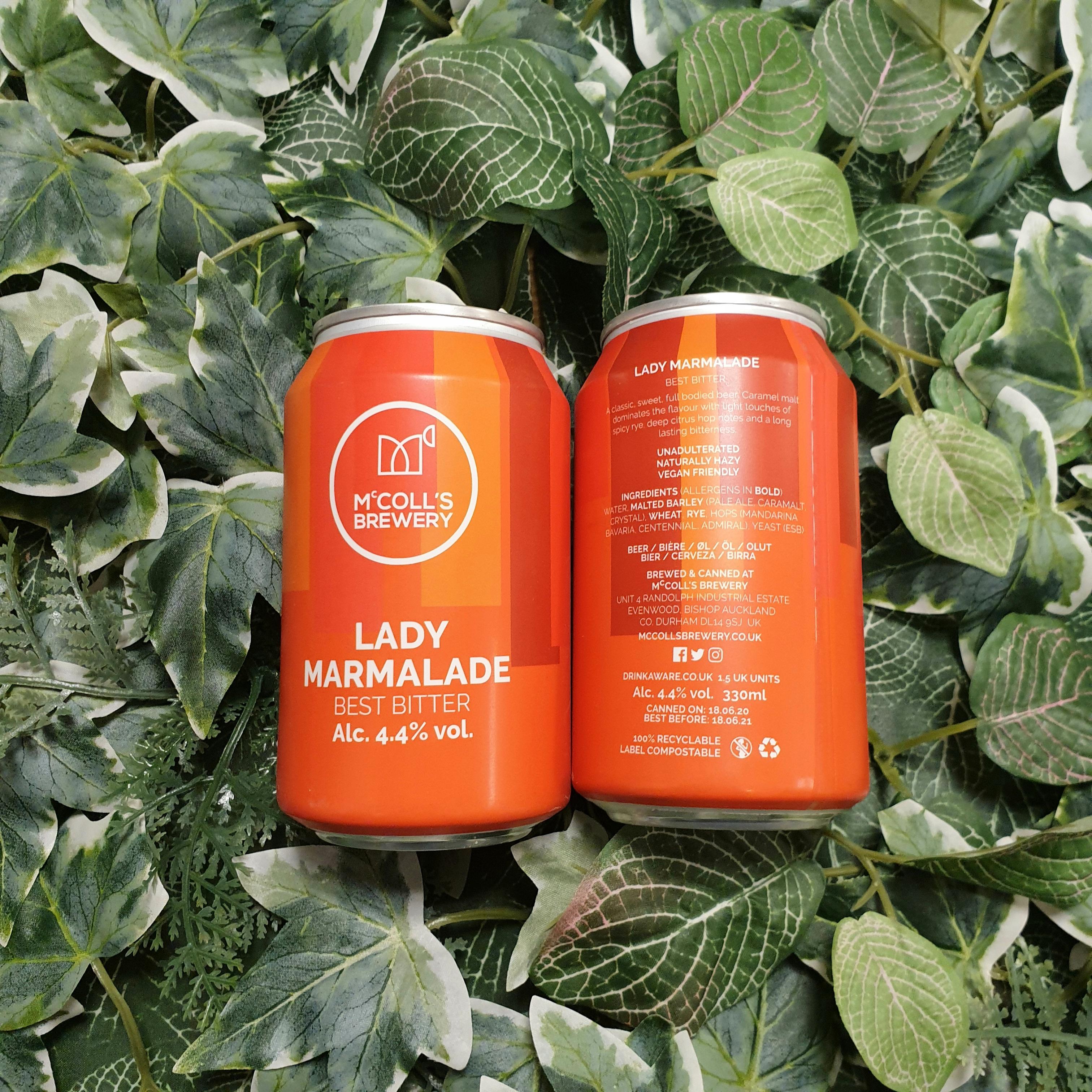 McColls - Lady Marmalade 4.4%