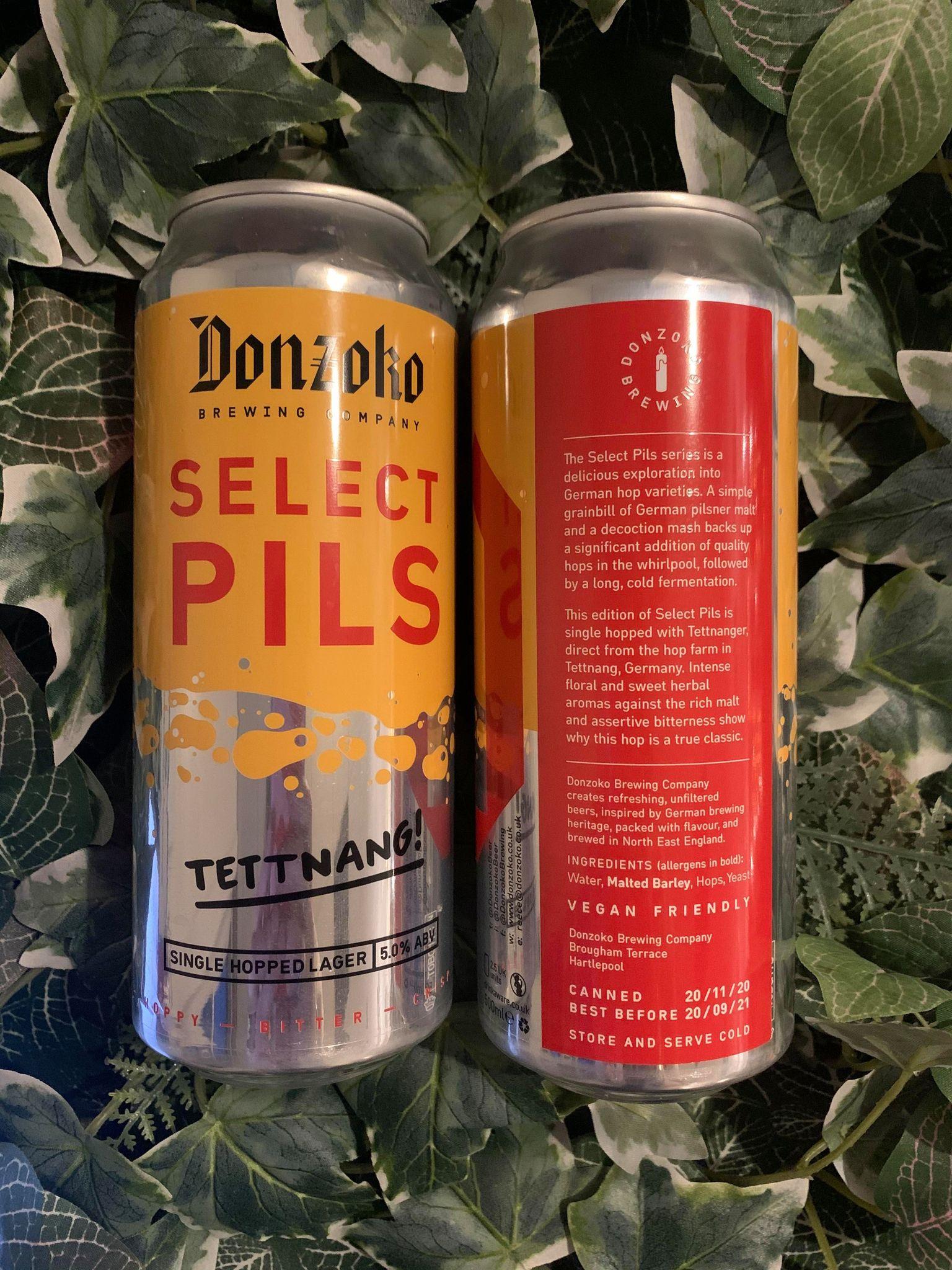 Donzoko - Select Pils 5%