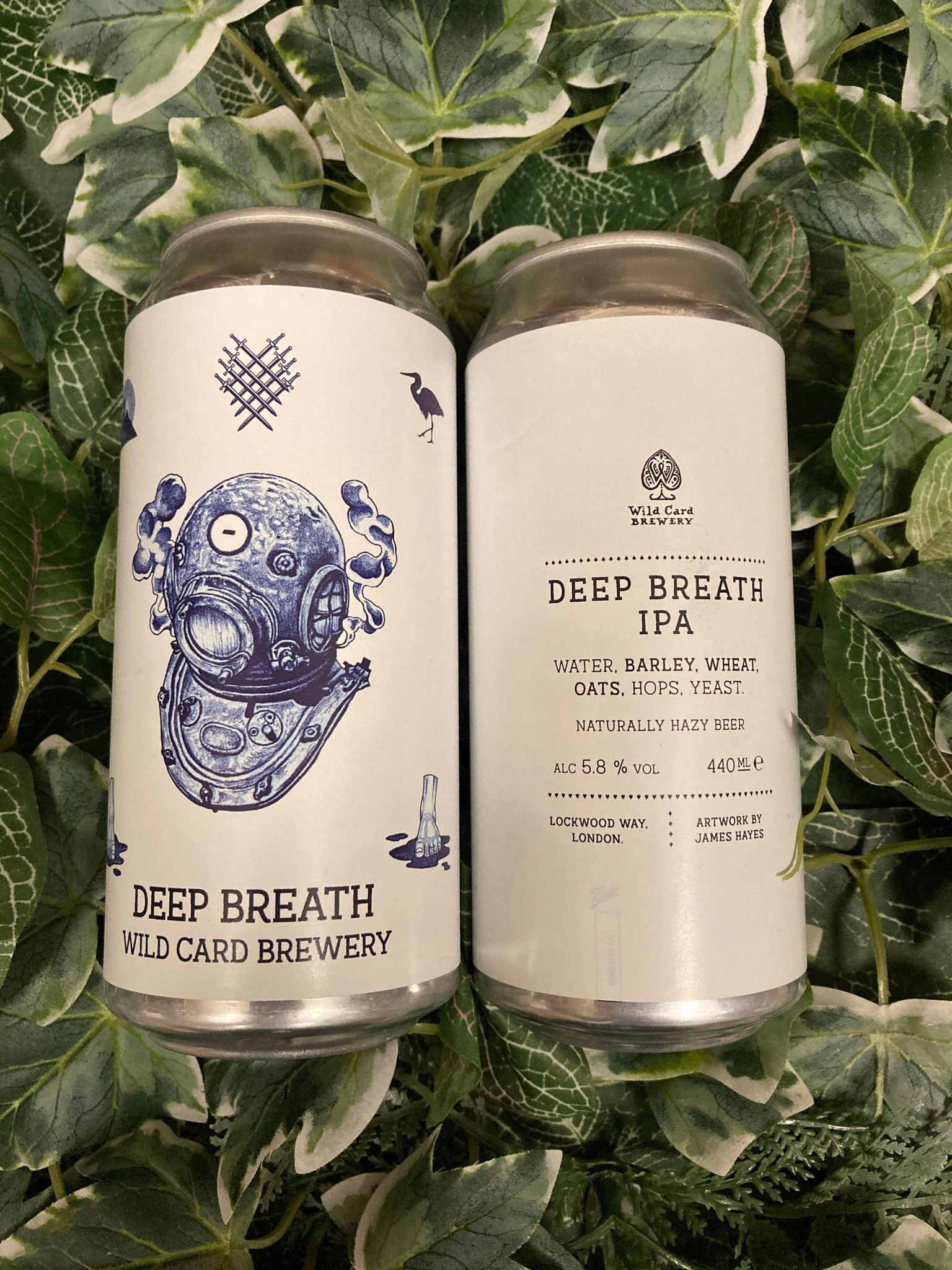 *20% OFF* Wild Card - Deep Breath 5.8%