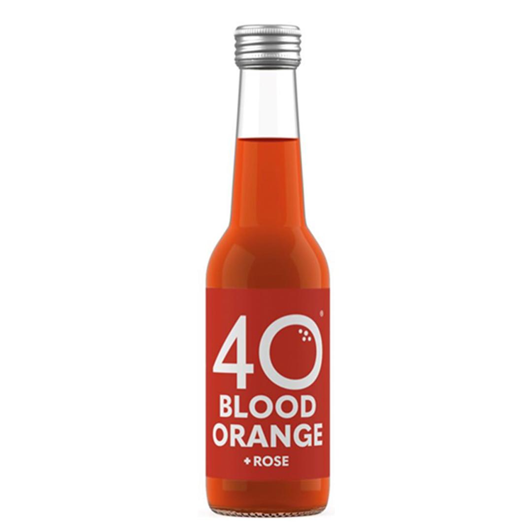 40 Blood Orange & Rose 275ml
