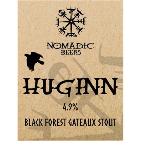 Normadic - Huggin 4.9% 500ml