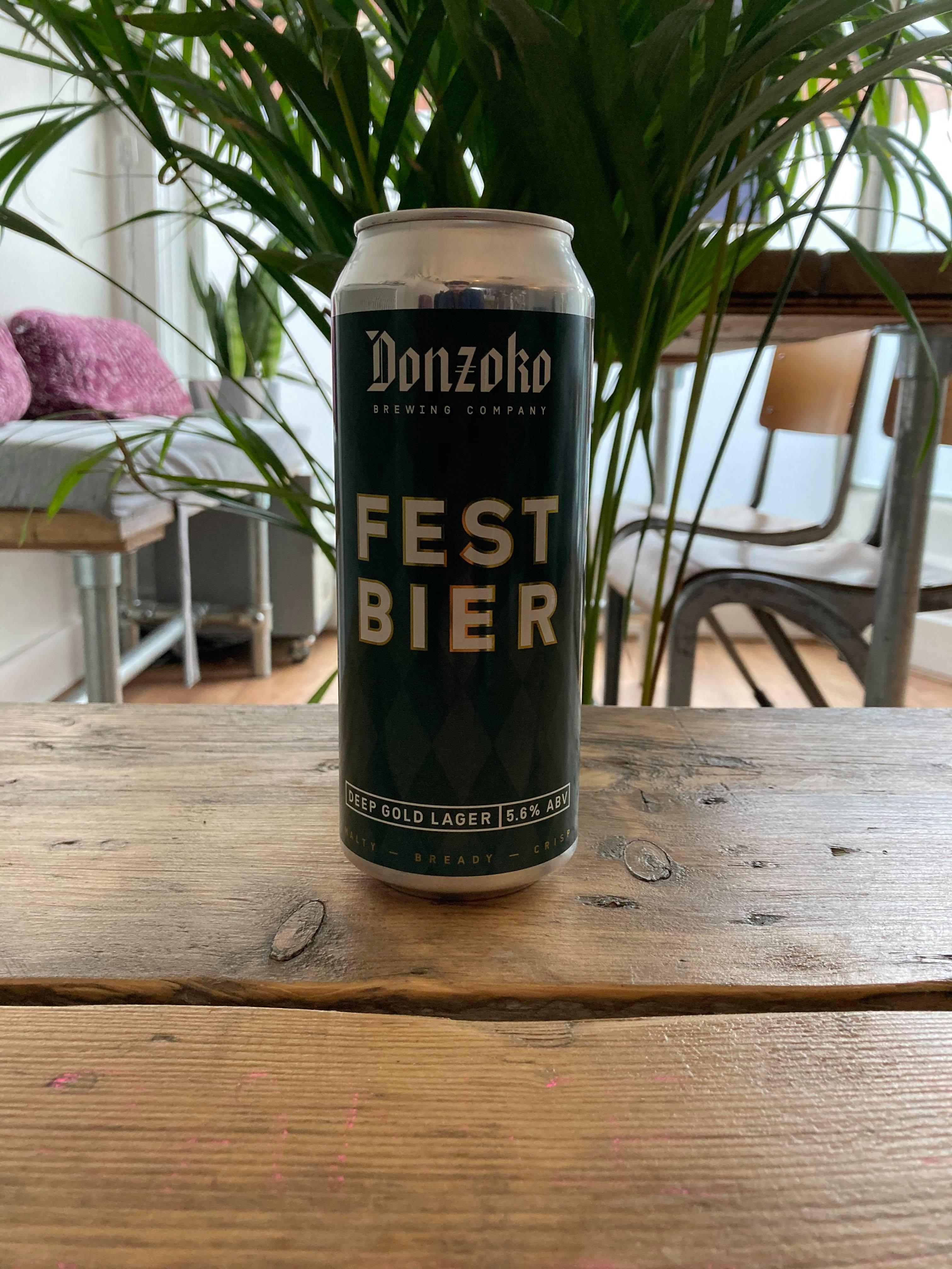 Donzoko - Festbier 5.6%