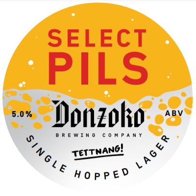 Donzoko - Select Pils 5% 500ml