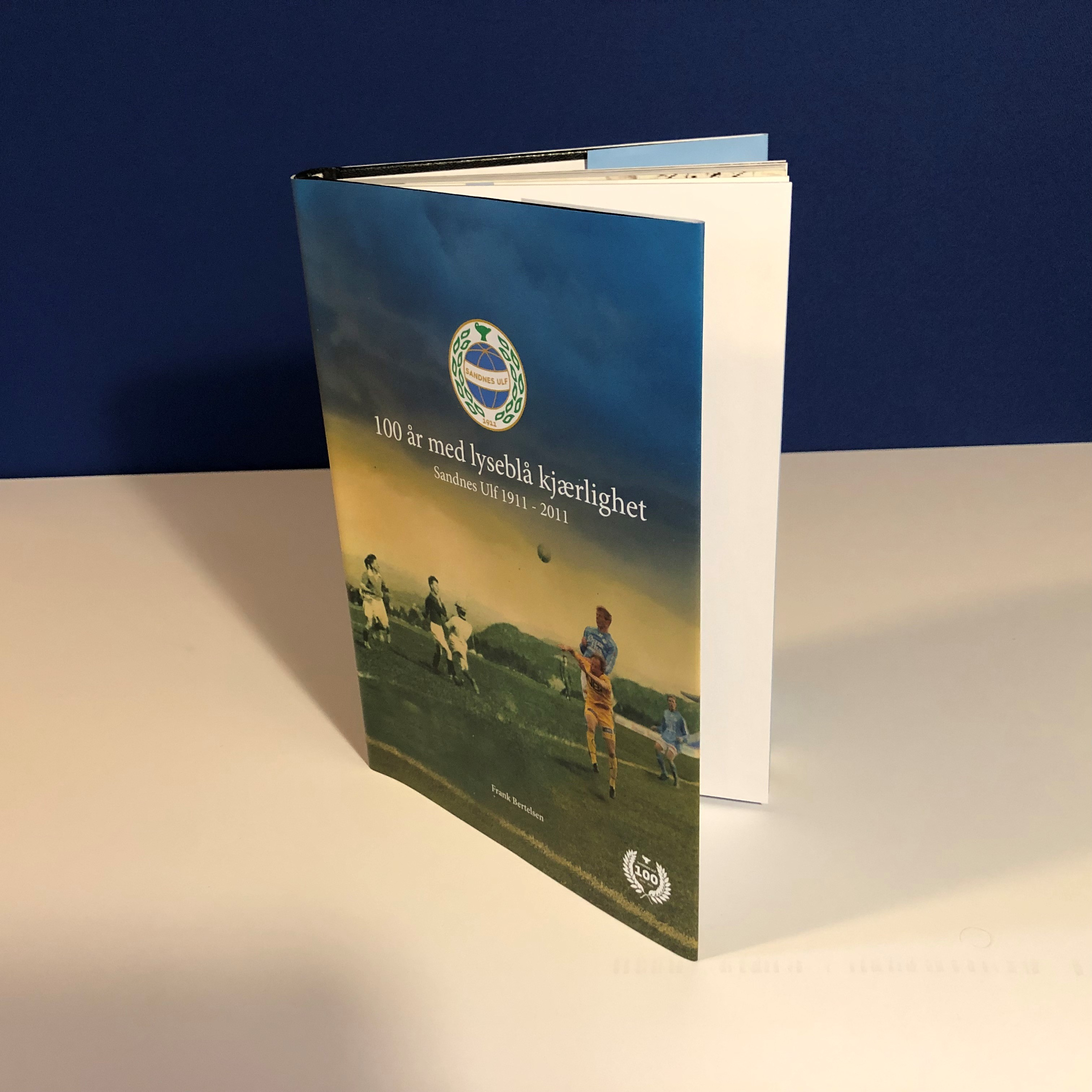 Sandnes Ulfs jubileumsbok