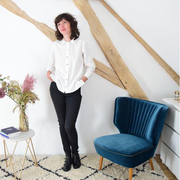 SAL Cousette - Patron chemise - Colette