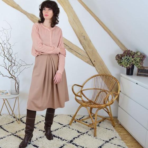 SAL Cousette - Patron blouse - Sylvette