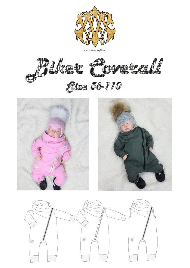 SAL -MWCrafts - Biker coverall