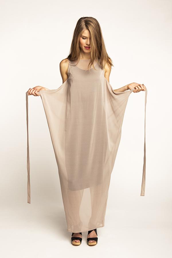 SAL Named Kielo Wrap Dress