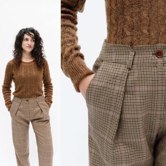 SAL Cousette - Patron pantalon - Gambette