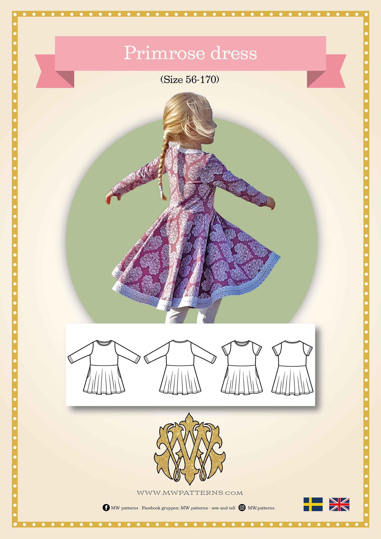 SAL -MWCrafts - Primrose dress