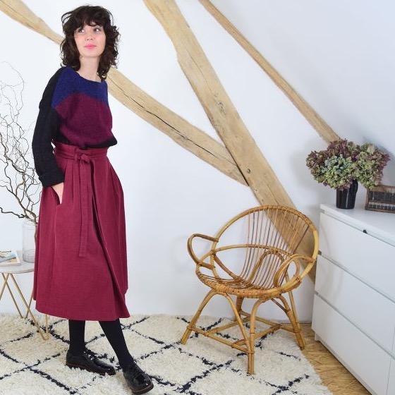 SAL Cousette - Patron jupe - Coquette