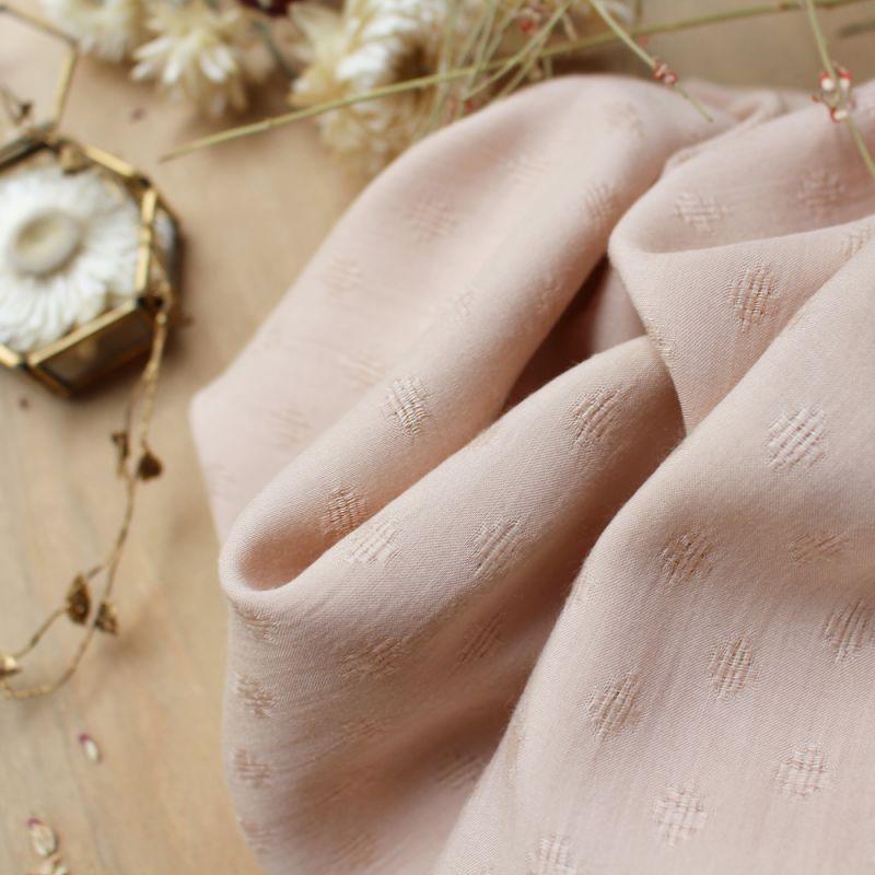 SAL Atelier Brunette Diamond Blush Viskoosi