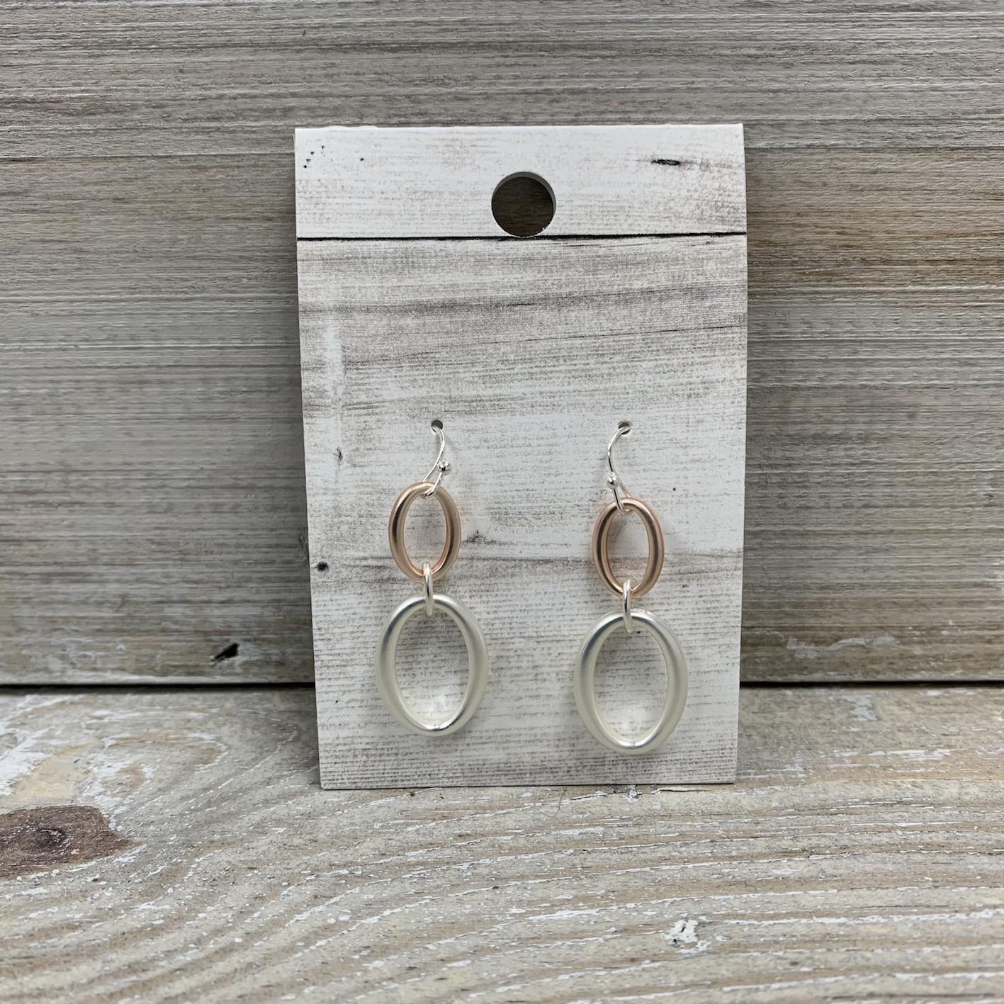 Double O Earrings - Various