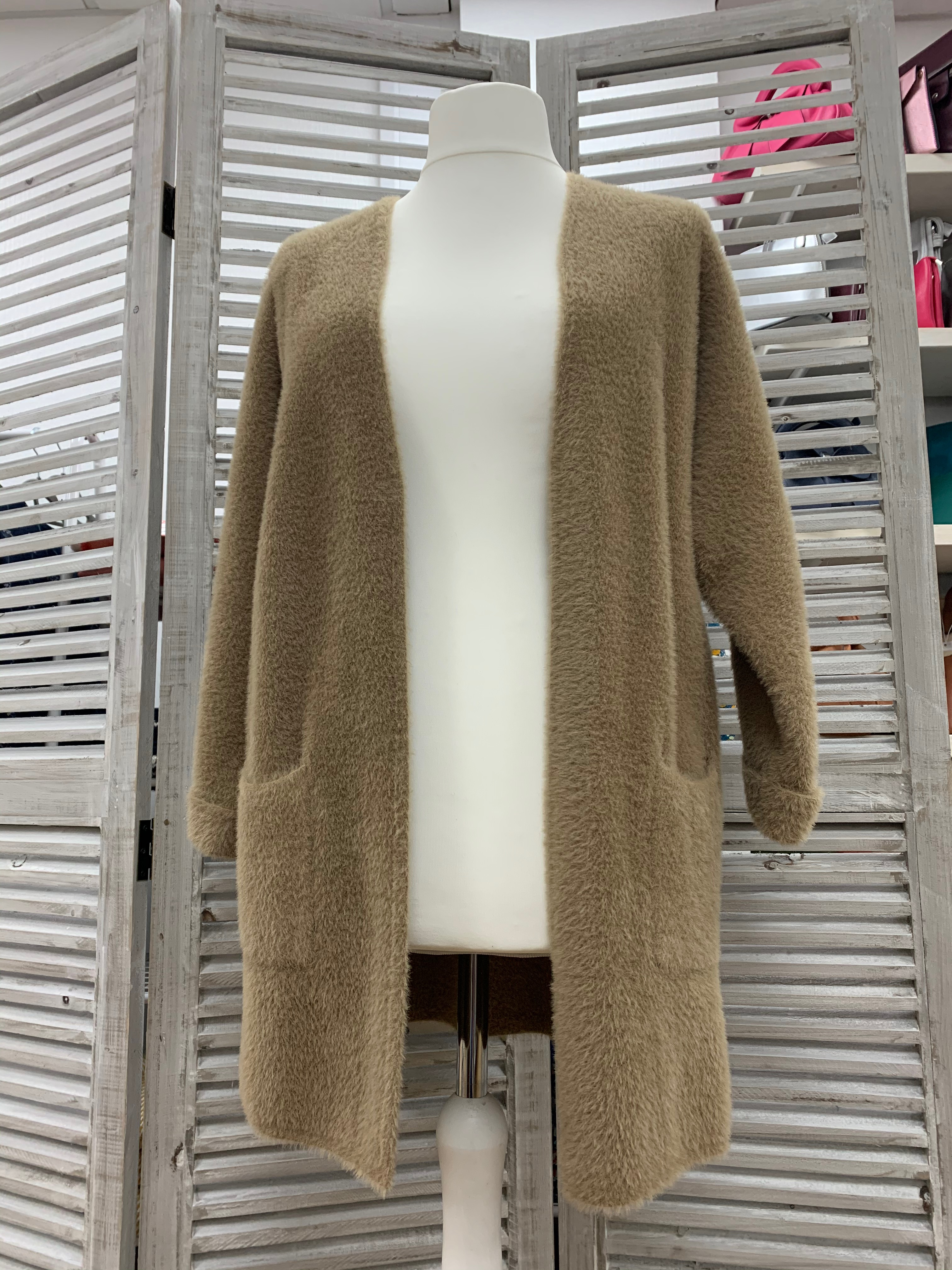 Super Fluffy Cosy Jacket - Various Colours