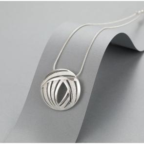 Celtic Knot Necklace & Earrings Set