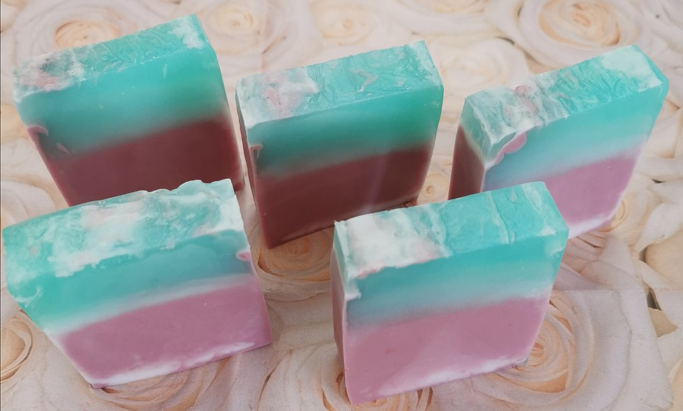 Coconut & Cocoa Butter Spa Soap Bar