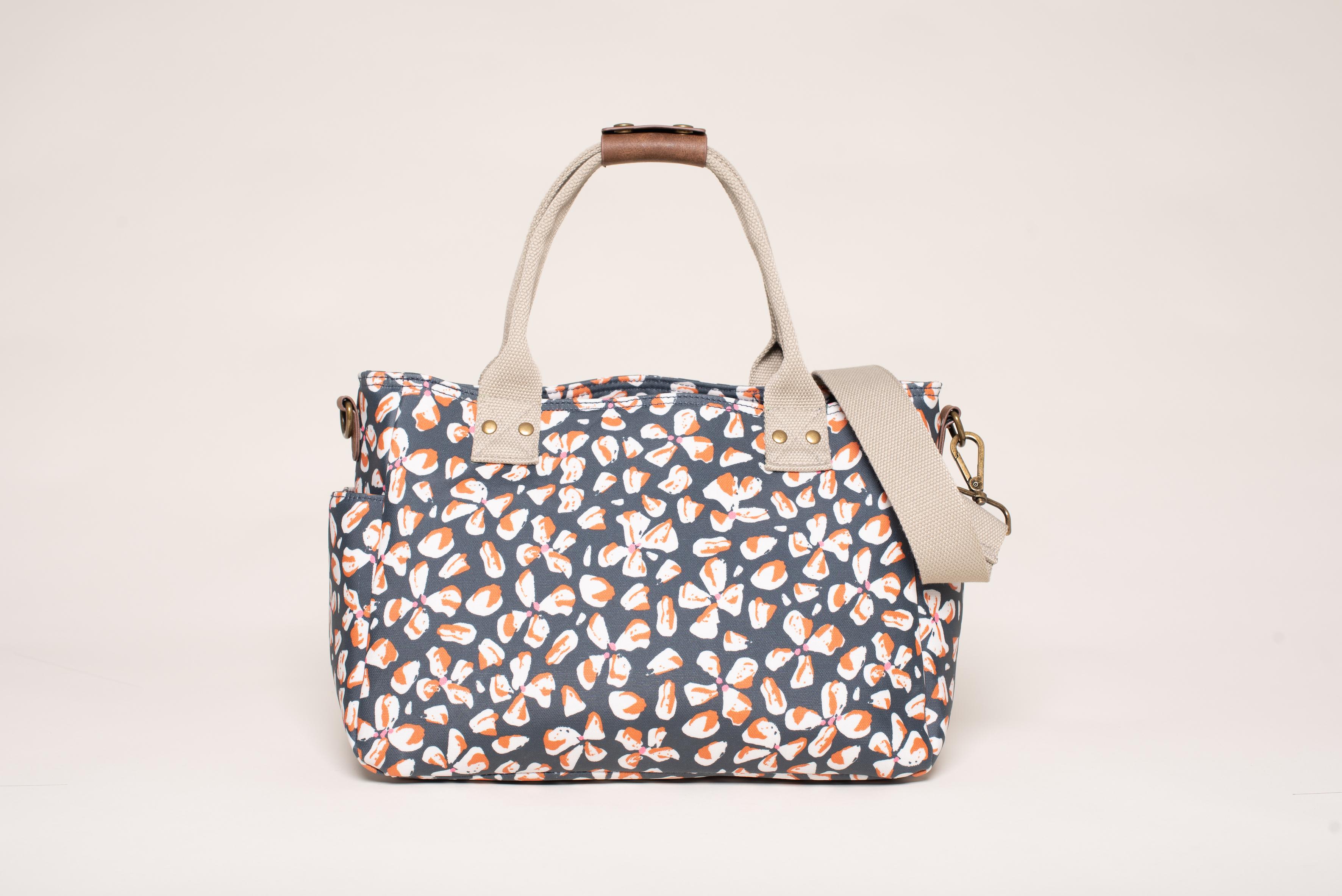 Brakeburn Petals Day Bag