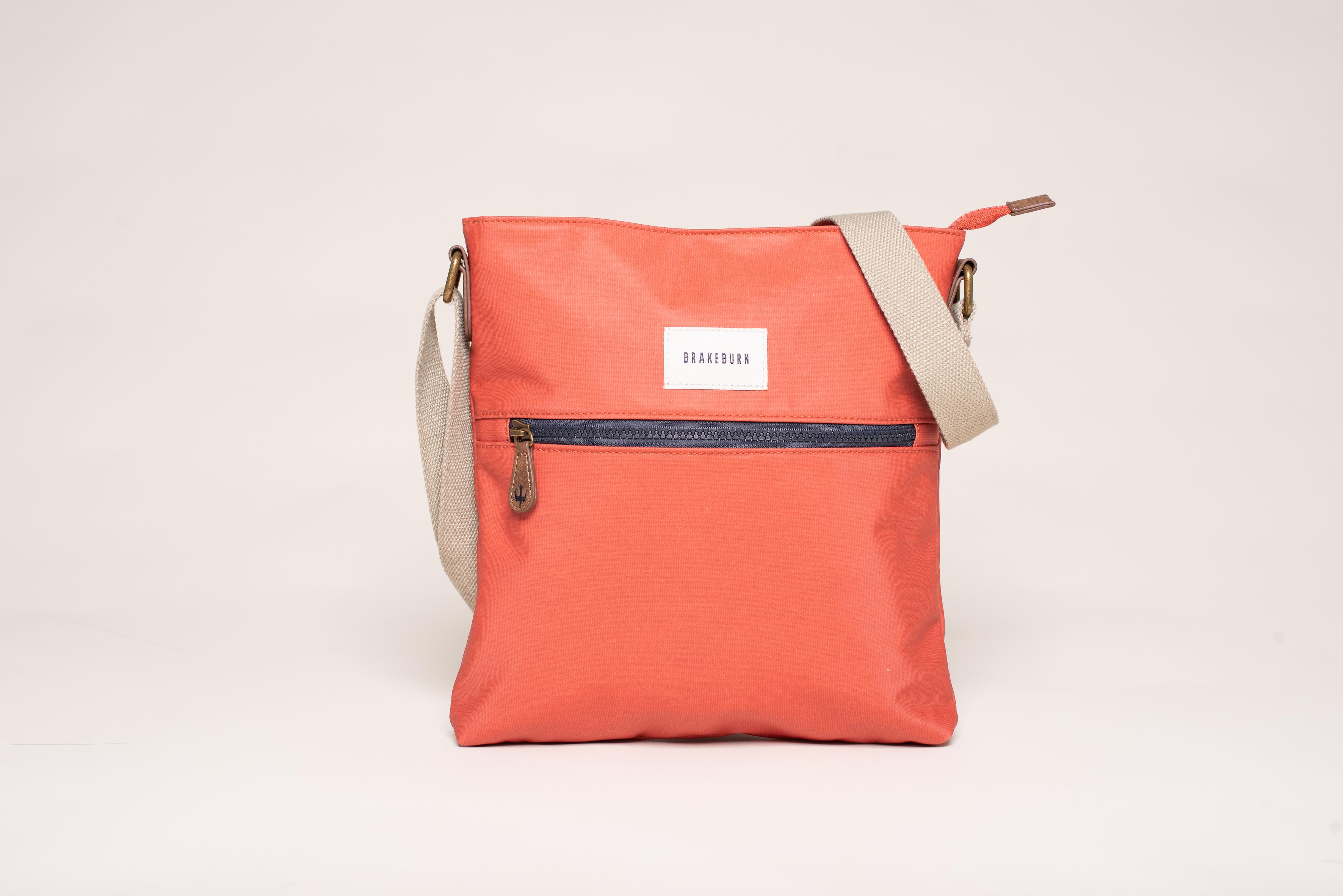 Brakeburn Rust Cross Body Bag