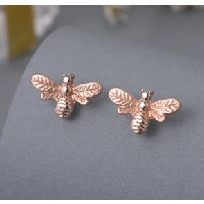 Honey Bee Necklace & Earrings Set - Various