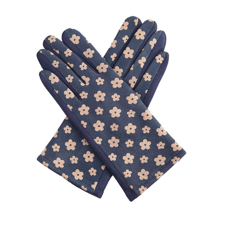Flower Gloves - Various Colours
