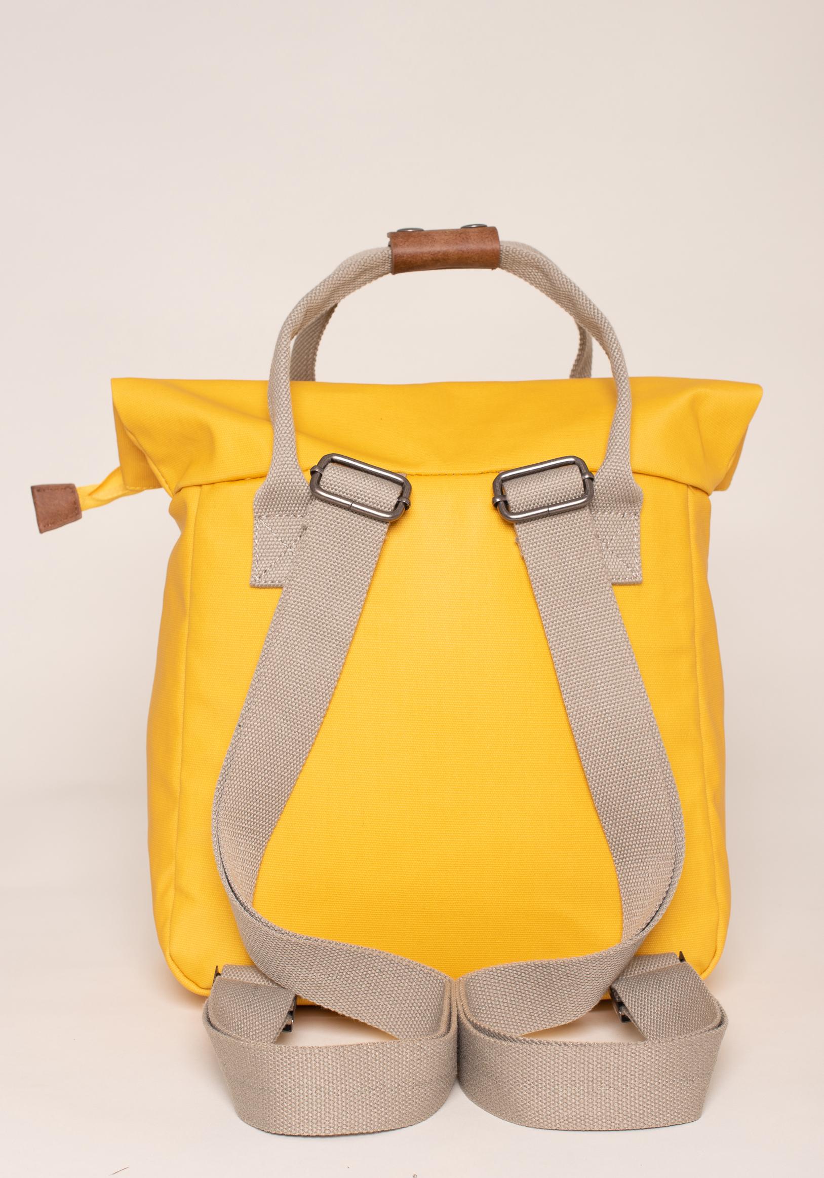 Brakeburn Yellow Rucksack