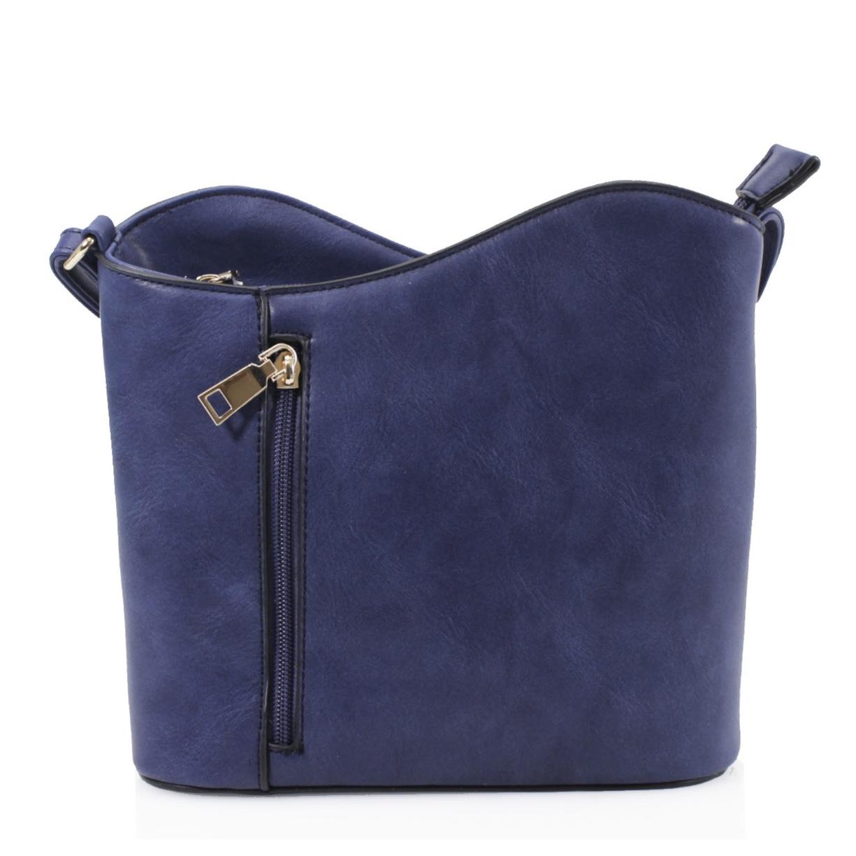 Wave Cross Body Handbag - Various Colours