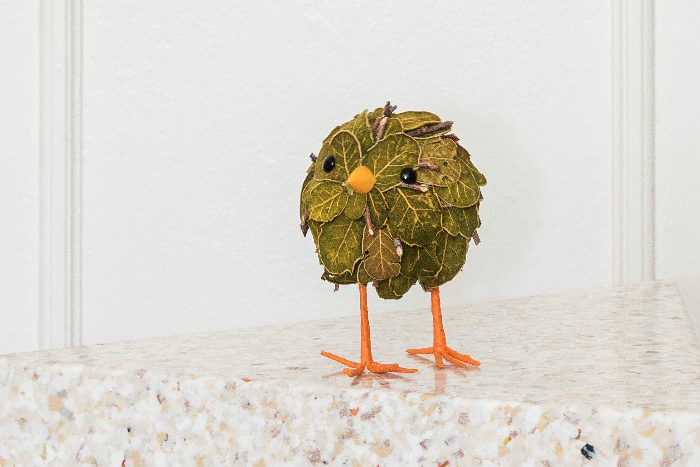 Green Leaf Chick (10 cm)