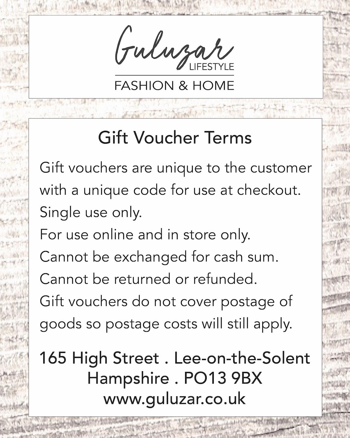 £30 Gift Card
